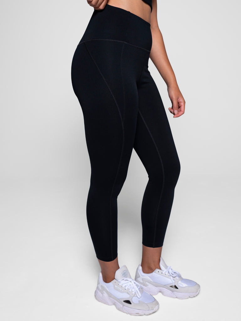 GIRLFRIEND COLLECTIVE compressive high-waisted leggings -Black