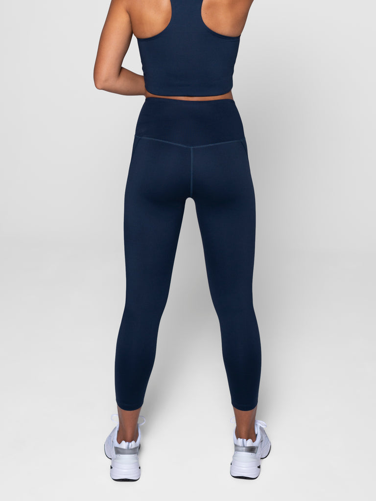 GIRLFRIEND COLLECTIVE compressive high-waisted leggings - Midnight