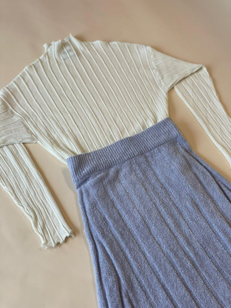 Rus - Noto sweater in Chalk