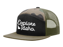 Load image into Gallery viewer, Hats | 7 Panel | Explore Idaho