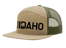 Load image into Gallery viewer, Hats | 7 Panel | Idaho