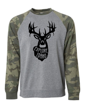 Load image into Gallery viewer, Mens | Crew | Buck