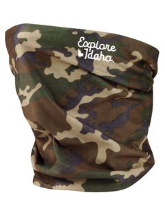 Neck Gaiter | Explore Idaho