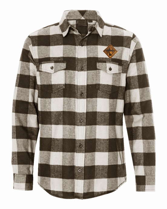Mens | Flannel | Mountains