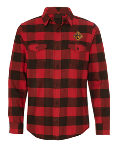 Womens | Flannel | Mountains