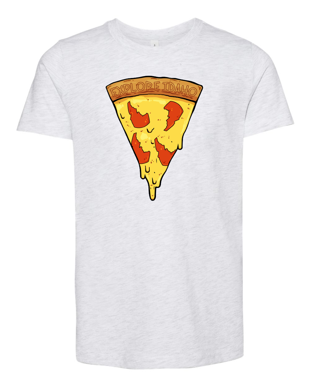 Kids | Tee | Pizza