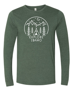 Mens | Long Sleeves | Camp