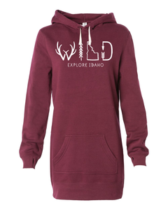 Womens | Long Sweater | Wild