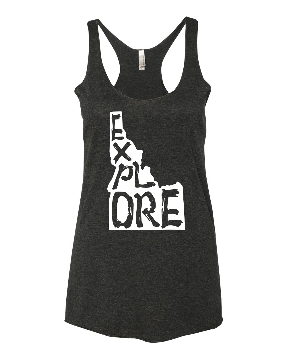 Womens | Racer Tank | Explore