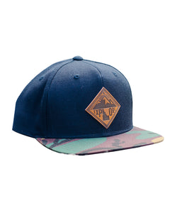 Hats | Snapback | Mountains Patch