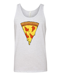 Mens | Tank | Pizza