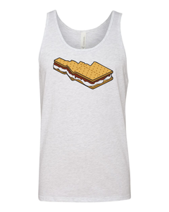 Mens | Tank | S'mores