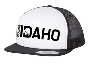 Hats | Trucker | Idaho