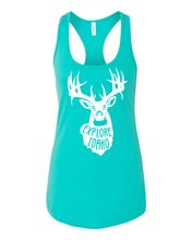 Load image into Gallery viewer, Womens | Tank Top | Buck
