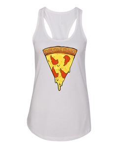 Womens | Tank Top | Pizza