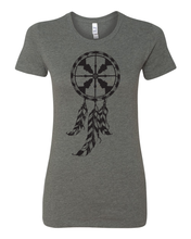 Load image into Gallery viewer, Womens | Tees | Dreamcatcher