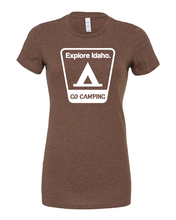 Load image into Gallery viewer, Womens | Tees | Go Camping
