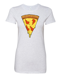Womens | Tees | Pizza