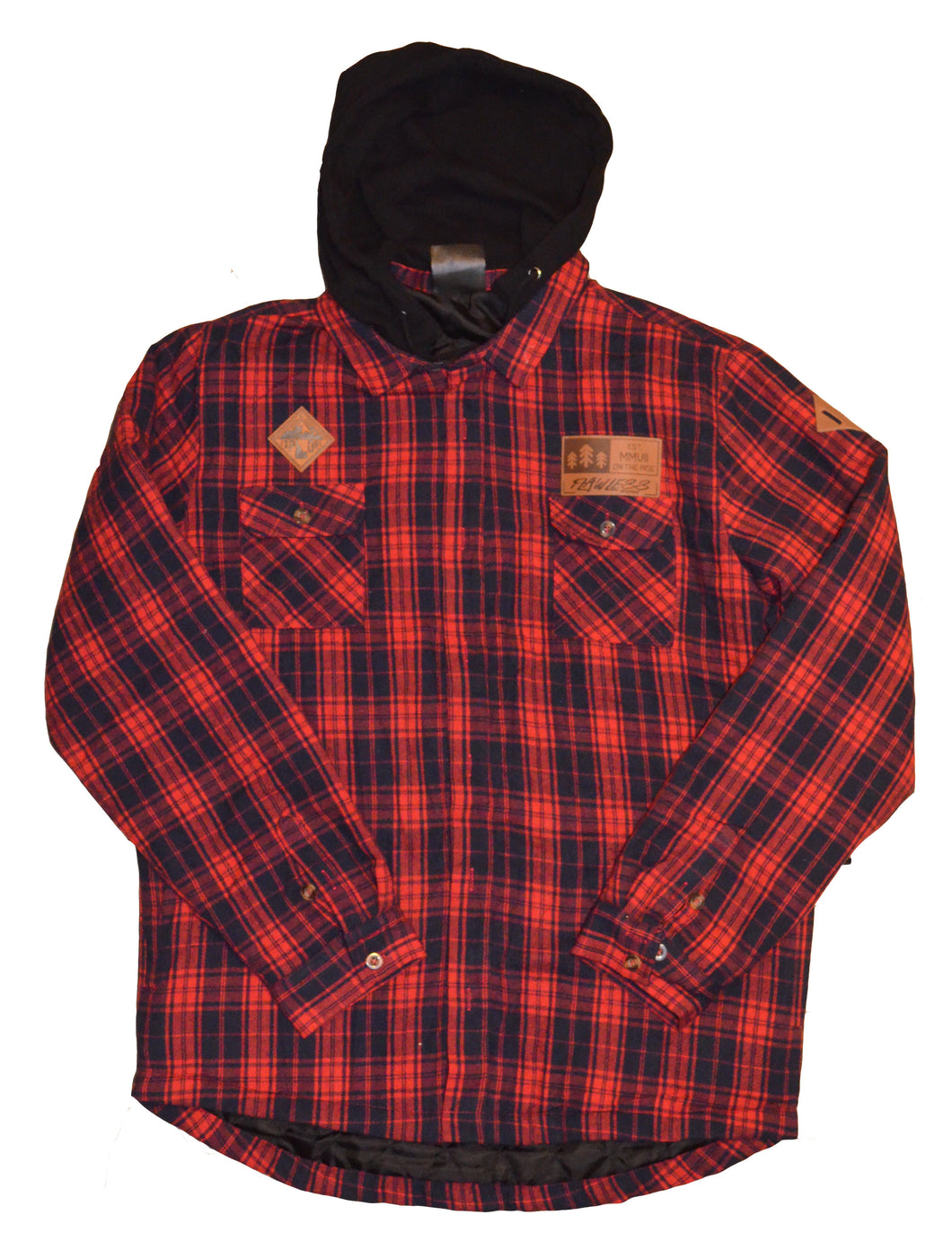 Mens | Insulated Flannel | Flawless Threads