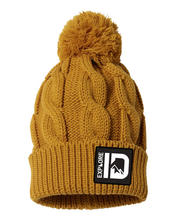 Load image into Gallery viewer, Beanie | Knit | Idaho (ID)
