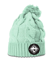 Load image into Gallery viewer, Beanie | Knit | Mountains