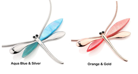 Dragon Fly Necklace For Women Fashion Accessories Jewelry Design