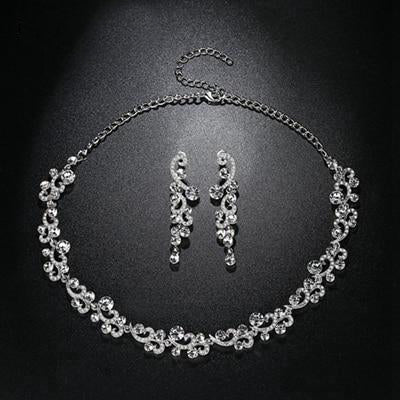 Vivabby Exotic Bridal Necklace Sets