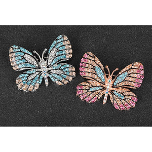 butterfly brooch vintage brooch for women
