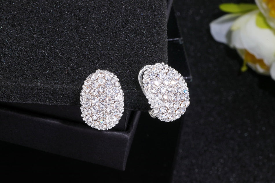 Fashion Accessories bridesmaid earring wedding jewelry for women