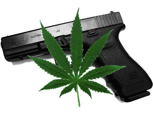 Illinois Medical Marijuana Users Told To Give Up Guns