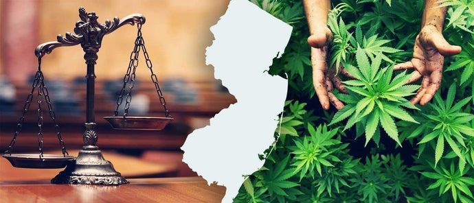 New Jersey Vote Fails Monday to Pass Adult Cannabis Consumption