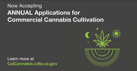 Commercial Cannabis Cultivation Banner