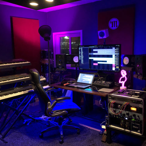 Myster Music Studio In Hollywood Ca Myster