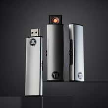 Load image into Gallery viewer, Dual Burner USB Lighter