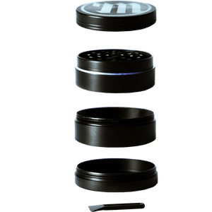 4-Piece Grinder by Myster