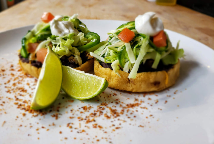 CREATE LIVE |  MEXICAN SOPES