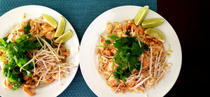 QUICK FIRE LUNCH | THAI