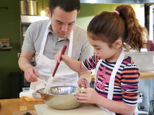 COOKING WITH YOUR KID | SWEET TREATS (AGES 6-9)