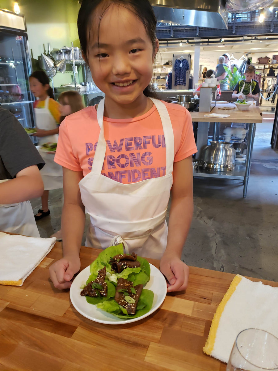 3rd-5th Grades | Junior Chef Summer Camp Trip B | June 8-12 | AM