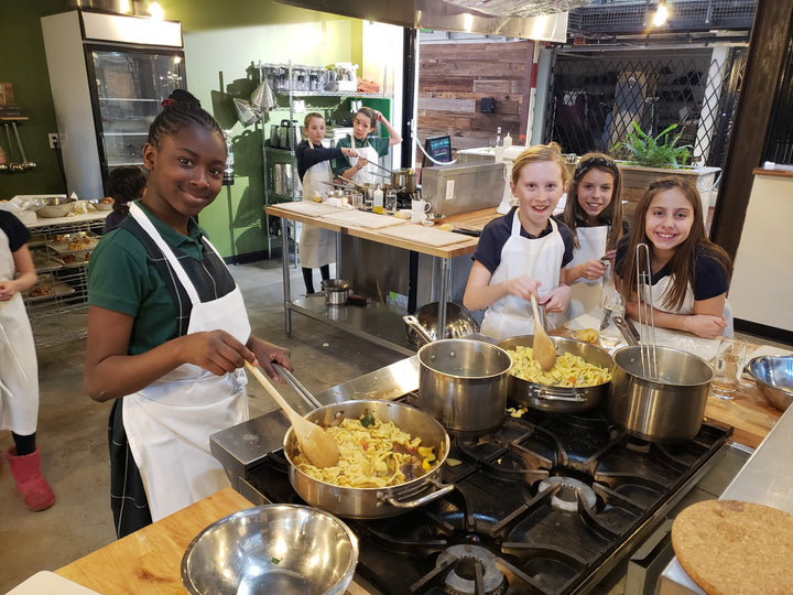 6th-8th Grades | Junior Chef Summer Camp Trip A | June 15-19 | AM