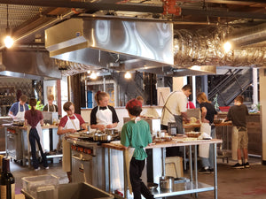 6th-8th Grades | Junior Chef Summer Camp Trip B | August 17-21st | AM