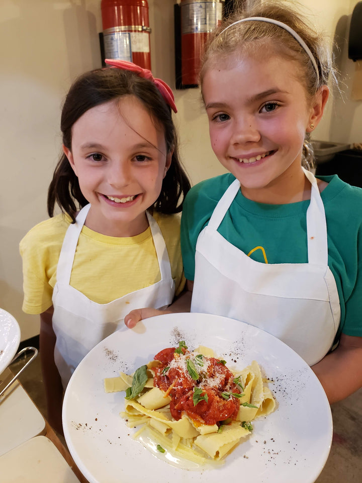 3rd-5th Grades | Junior Chef Summer Camp Trip B | Aug 10-14| AM