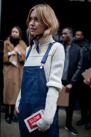 pernille teisbaek overalls outfit