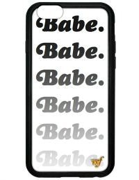 Wildflower iPhone 6 Babe Case