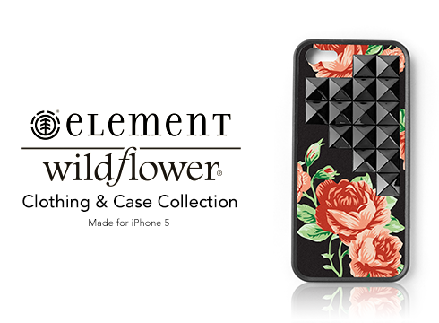 Element Eden X Wildflower Cases