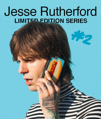 Jesse Rutherford X Wildflower Cases Collection