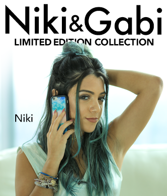 Wildflower X Niki DeMartino Collection Cases
