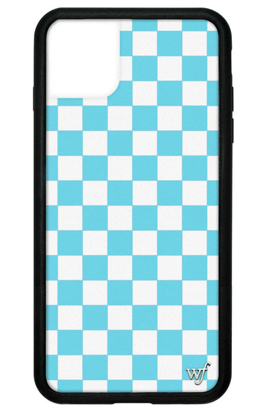 Blue Checkers iPhone 11 Pro Max Case