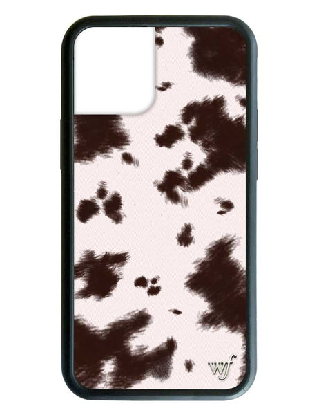Cowhide iPhone 12 Case