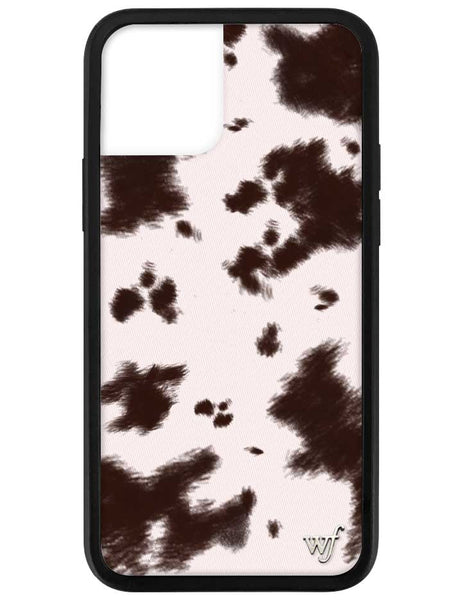 Cowhide iPhone 12 Pro Case